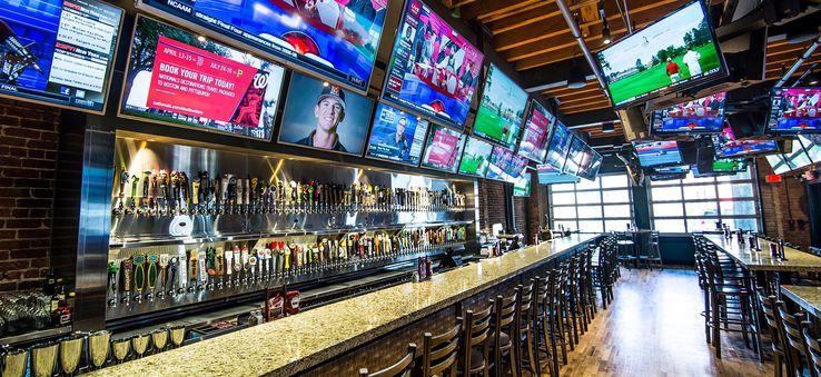 Kenali Sport Beer Bar and Grill di Charlotte Sebelum Berkunjung