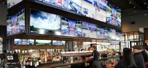 Aktivitas Dalam Sport Beer Bar Draught Charlotte